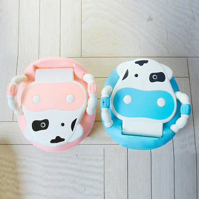 Training Potty Trainer Safety Kids Baby Toddler Toilet Cute Cartoon Seat Chair 8