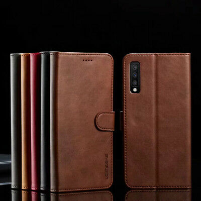 For Samsung Galaxy A70 A50 A40 30 A10 PU Leather Magnetic Wallet Flip Case Cover 3