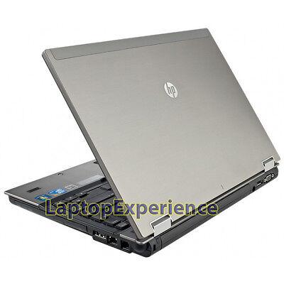 HP LAPTOP WINDOWS 10 PC CORE i5 2.4GHz 4GB RAM WiFi DVDRW NOTEBOOK 250GB HD WIN 5
