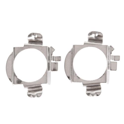 2X Car Bulb Base Holder H7 Led Headlight Adapter Retainer For Benz//Chery//Pen JD