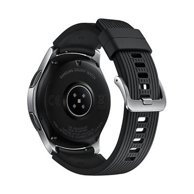 BUNDLE Samsung Galaxy Bluetooth Watch 46mm Silver SM-R800NZSCXAR 6