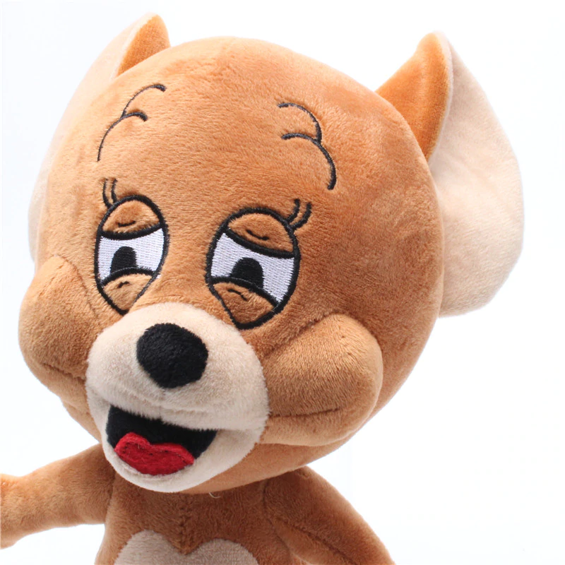POLISH JERRY FACE Meme Plush Doll from Tom and Jerry Toy ...