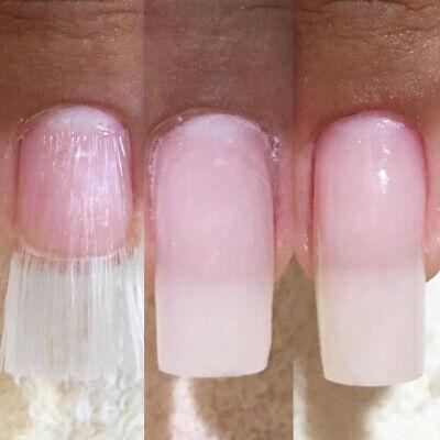 Fibernails Fiberglass Nail Extension Form Acrylic Tips Manicure Fiber Salon Tool 4