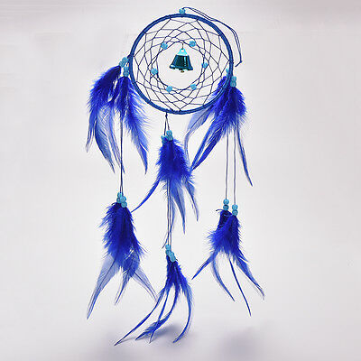 Dream Catcher with Feathers Car Wall Hanging Decor Ornament Craft Gift SG 4