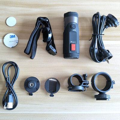 WIFI HD 1080P Sports Action Camera Bike Helmet Waterproof For Shotgun Camcorder 10