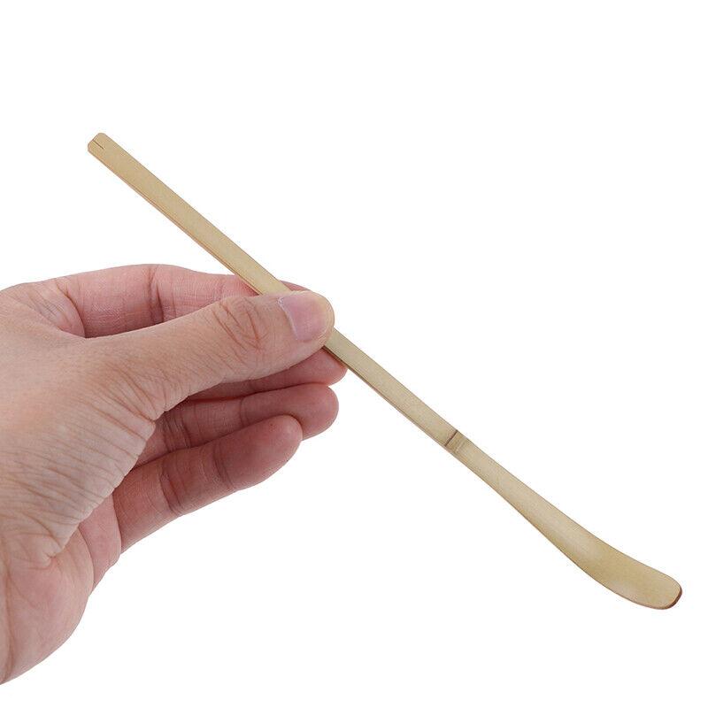 Handmade Bamboo Tea Scoop Matcha Spoon Sticks Tea Ceremony Accessories JBTEUS 7