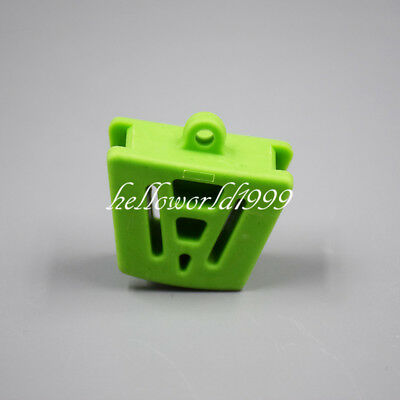 10Pc Dental Bite Block Retractor Opener Silicone Mouth Props Cushion Adult/Child