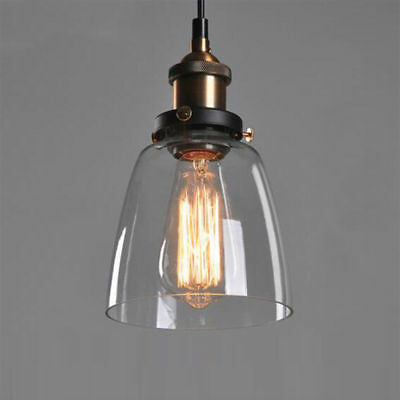 Lustre Suspension Luminaire Vintage Edison Industriel Lampe