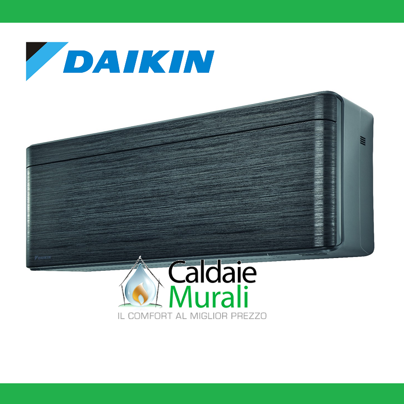 Condizionatore Daikin Bluevolution Stylish Blackwood 9000 Btu A+++ R-32 Ftxa25At 2