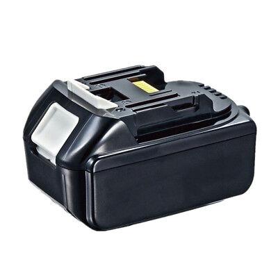 Makita Batteria 18V BL1850 40 60 15 30 Li-ion Doppio Caricabatterie DC18RA 5.0Ah