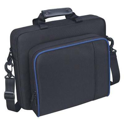 PlayStation 4 PS4 Console Case Travel Protective Padded Carry Bag Shoulder Strap 4