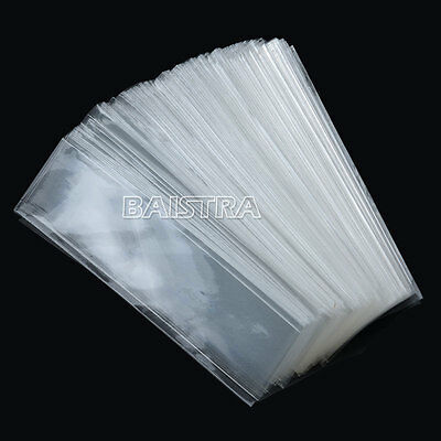 1 Pack Dental Plastic Curing Light Lamp Guide Sleeve Sheath Cover 200pcs/pack 9