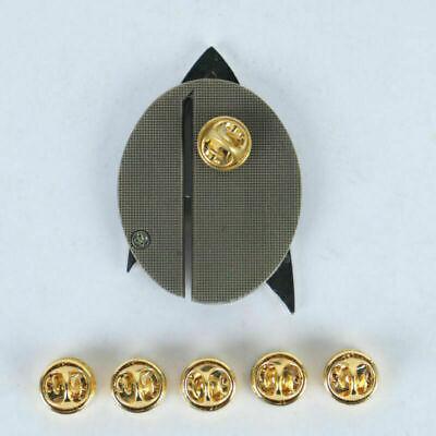Star Trek Picard Combadge Rank Pips Set Command Science Engineering Pin Brooch 3