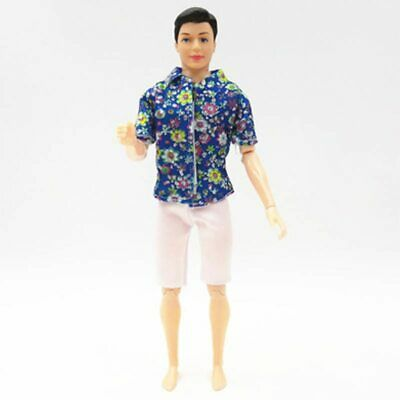 1SET 1/6 Casual WearShirt & Trousers Shorts For Ken Doll Outfits Pants Clothes 11