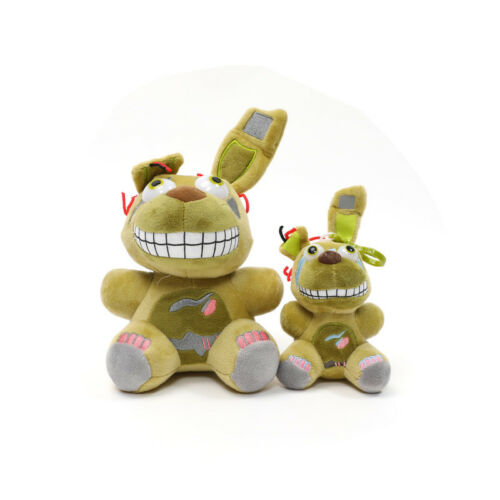 """Five Nights at Freddy's FNAF Horror Game Plush Doll Kids Plushie Toy 4.7"""" 7""""10"""" 11"""