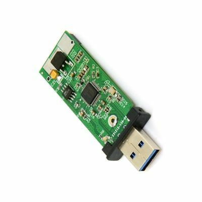 NGFF M2 SSD to USB 3.0 External PCBA Conveter Adapter Card Flash Disk Type 42mm 9