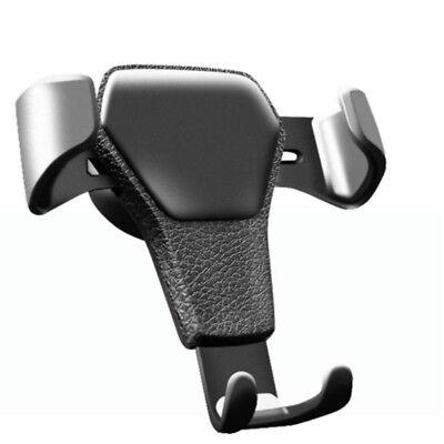 Universal Adjustable Phone Holder Car Air Vent Gravity Design Mount Cradle Stand 3