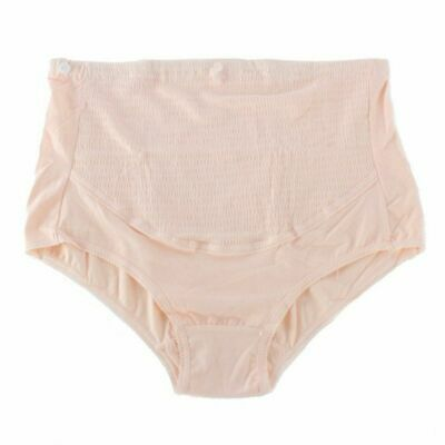 Women's Maternity Lingerie Panties Mid-Rise Everyday Solid Underpants Brief Type 6