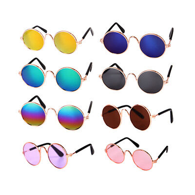 Dog Cat Pet Glasses For Pet Little Dog Eye-wear Puppy Sunglasses Props Cosplay 3