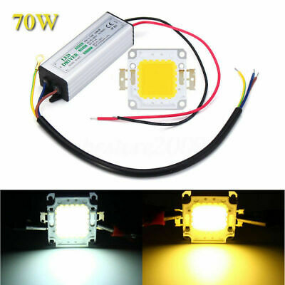 10W 20W 30W 50W 70W 100W LED Driver High Power Supply Waterproof LED Chip Bulb 11