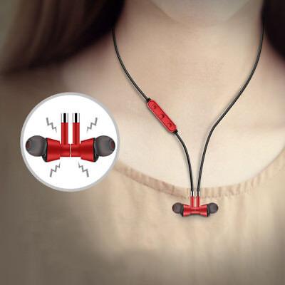 Wireless Bluetooth Sweatproof Headphones Sport Earphones Stereo Headset With Mic 12