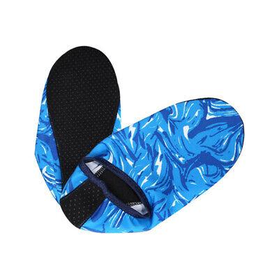 UK Women Men Water Shoes Aqua Socks Diving Socks Wetsuit Non-slip Swim Beach Sea 7