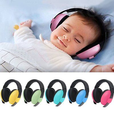Unisex BABY Children Ear Defenders Earmuffs Protection 0-5 Year Care Ear Muffs 2