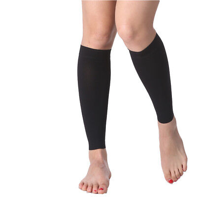 2018 20-30 mmHg Medical Compression Care Socks Support Stockings Travel Flight 4