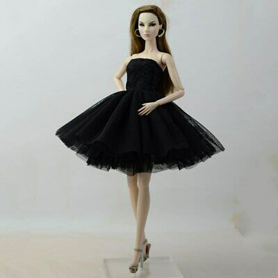 """Fashion Doll Clothes Short Ballet Dress For 11.5"""" Doll Outfits Evening Dress 1/6 5"""