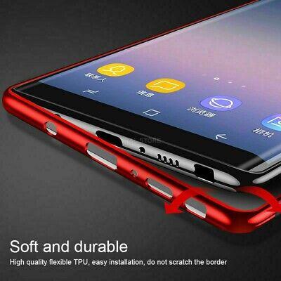 COVER per Samsung Galaxy S10 /S10e/ S10 Plus CUSTODIA ORIGINALE Electro TPU Slim 9
