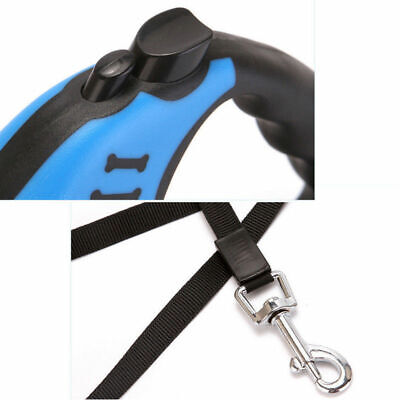 16ft Automatic Retractable Dog Leash Pet Collar Automatic Walking Lead FreeLeash 11
