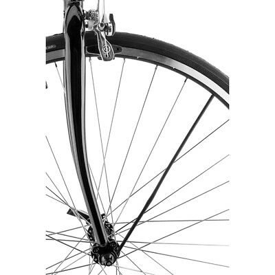 36PC Bicycle Spoke Nipple 14G 263-288mm Stainless Steel Bike Straight Pull Spoke