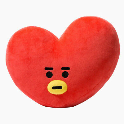 UK Hot BTS BT21 TATA SHOOKY RJ Plush Toy SUGA COOKY Pillow Sofa Cushion Doll 7