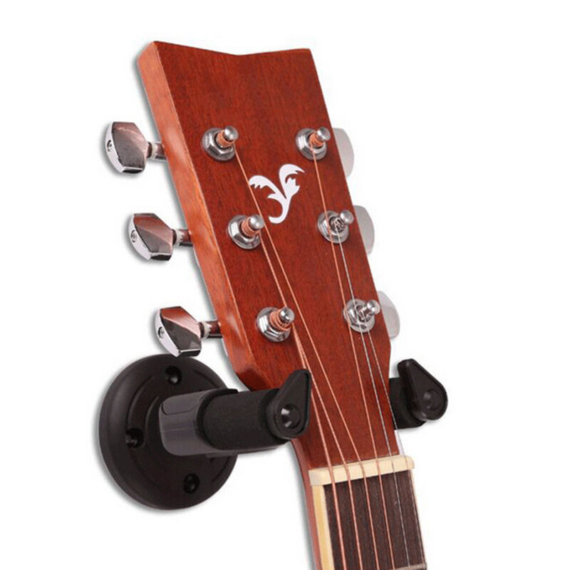 Guitar Hanger Stand Holder Hook Wall Mount Rack Display Acoustic Electric Bass 3