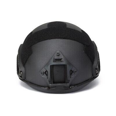 Army Uhmw-Pe Ballistic Helmet Bullet Proof Lvl Iiia Large Size Black Color 3
