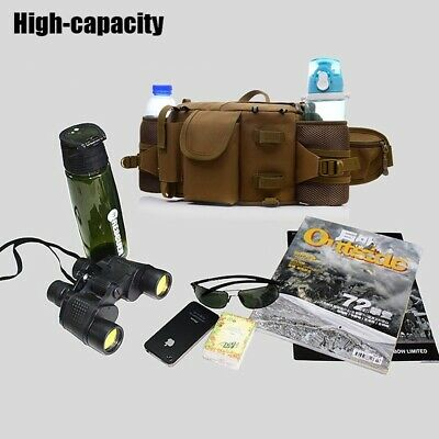 Multi-purpose Finds Pouch Shoulder Bag Waterproof Metal Detector Waist Bag 4