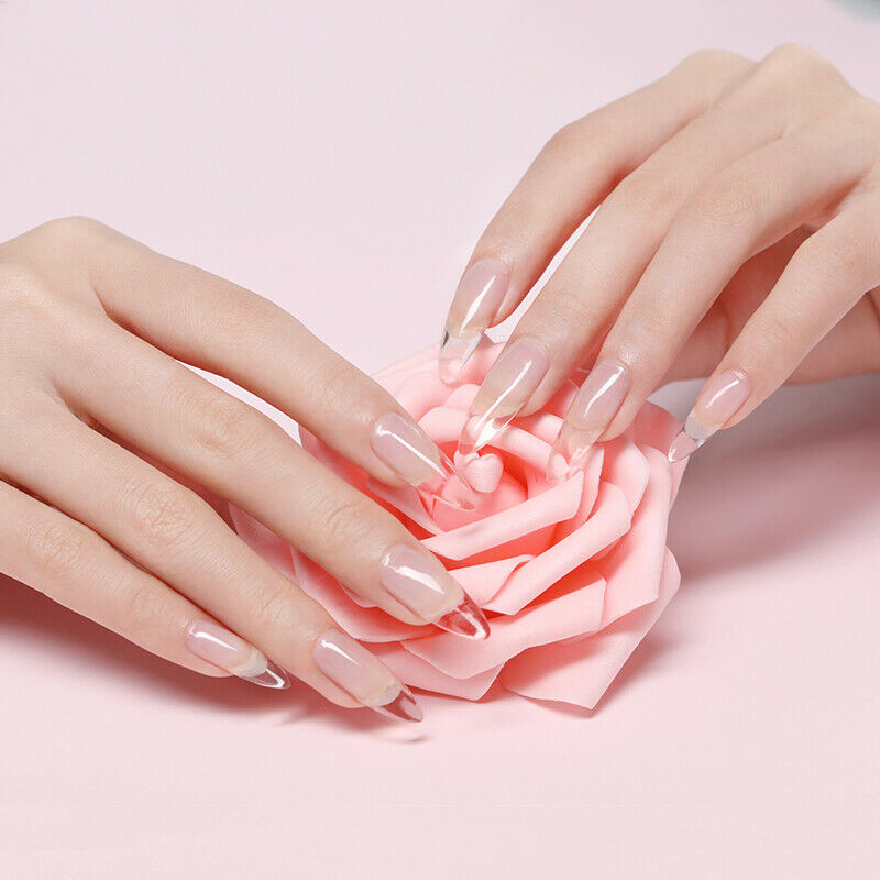 LILYCUTE Quick Extension UV Gel Nail Art Semi Permanent Vernis à ongles Tools 10
