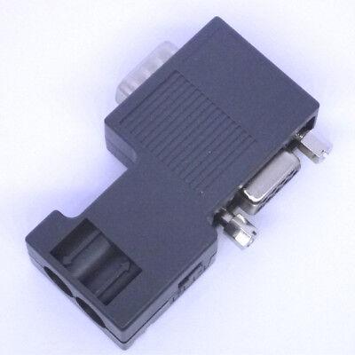 For Mitsubishi FX0S FX1 FX1S FX1N FX2N SC-11 RS422 adapter Cable Flex Ribbon TAO
