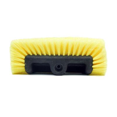 Carcarez Car Wash Brush Head Super Soft Heavy-Duty Bristle Clean Truck SUV 10