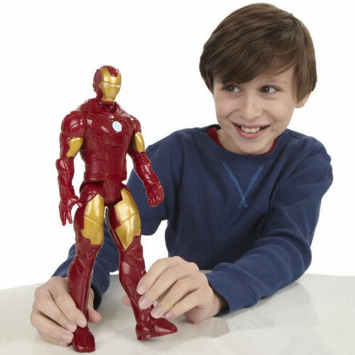 Superheld Spiderman Figur Action Figuren & Handschuhe Kinder Launcher Spielzeuge 8