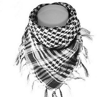 49115128e2915 3 sur 9 Homme Femme Militaire Arabe Tactique Désert Armée Shemagh Keffieh  Écharpe