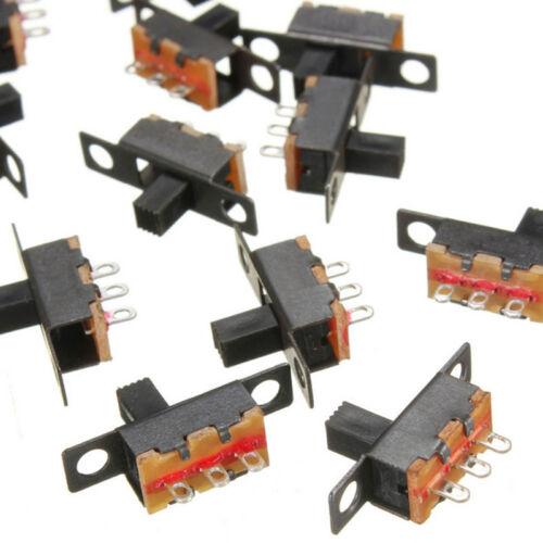 Miniatur Schiebeschalter SUPER kleiner Schalter Schiebschalter ideal für Modelle