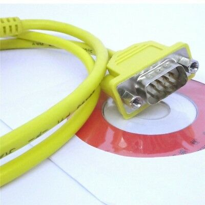 Omron CS1W-CIF31 USB PLC Programming Cable USB to RS232 Converter 001276 3