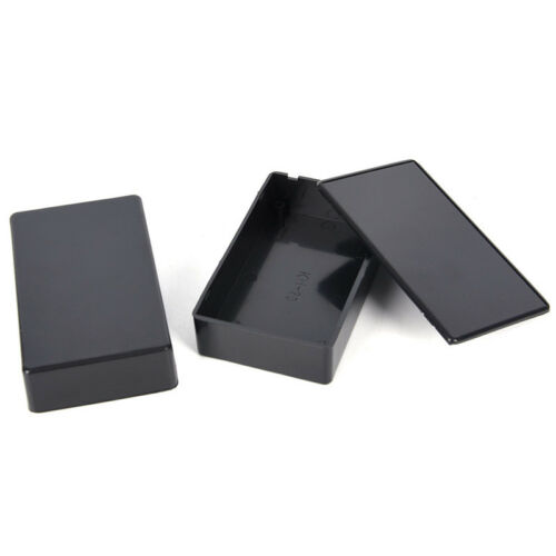 5Pcs100x60x25mm DIY Plastic Electronic Project Box Enclosure Instrument Cas TPD 8