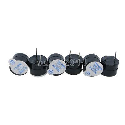 10pcs 5v Active Buzzer Continous Beep Tone Alarm Ringer A880 HM