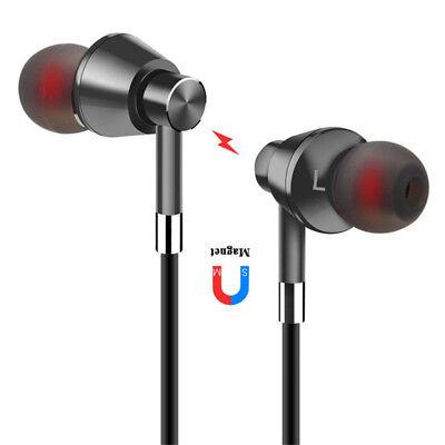 Wireless Bluetooth Sweatproof Headphones Sport Earphones Stereo Headset With Mic 9