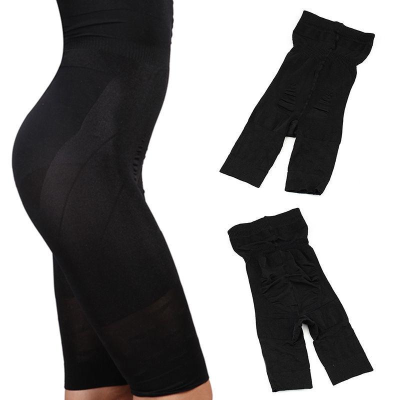 a92fb4d94 Women s Tummy Control Shaper Girdle Pants High Waist Shorts Slim body Lift  shape 7 7 of 12 ...