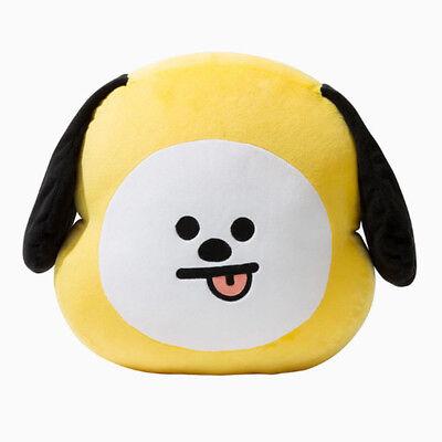 UK Hot BTS BT21 TATA SHOOKY RJ Plush Toy SUGA COOKY Pillow Sofa Cushion Doll 11
