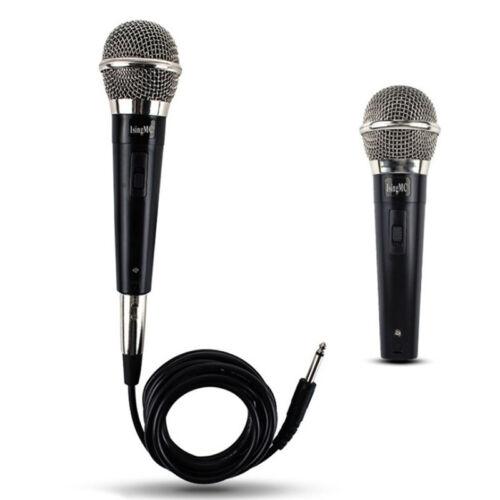 Microfono dinamico con microfono palmare professionale Audio Karaoke SingingCM 2