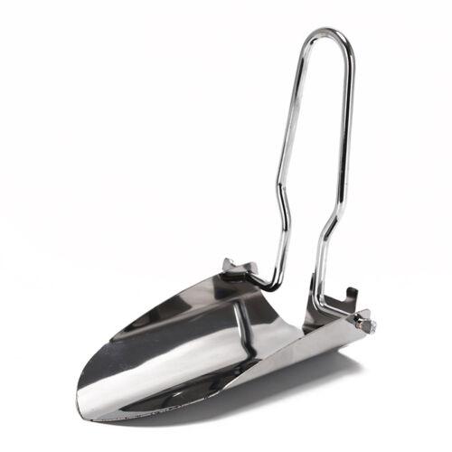 multi-funcional mini pala plegable supervivencia Spade pesca de emergencia 9